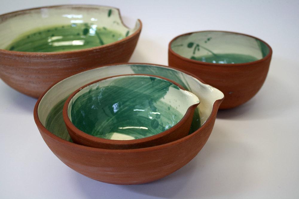 Terracotta Tableware & SJB Ceramics
