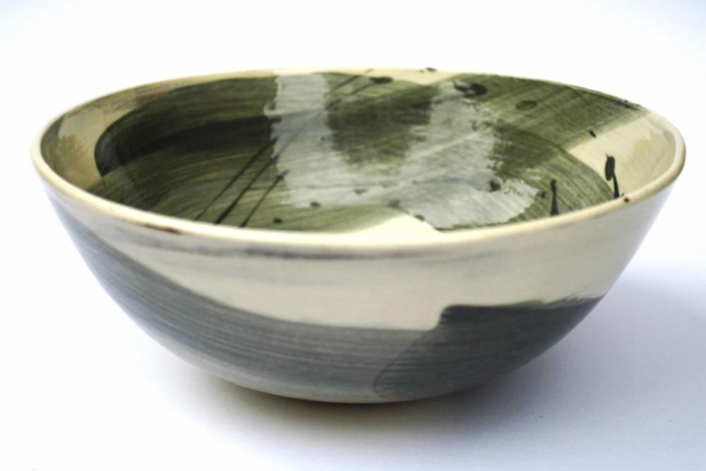 Carbon Grey Swoosh bowl