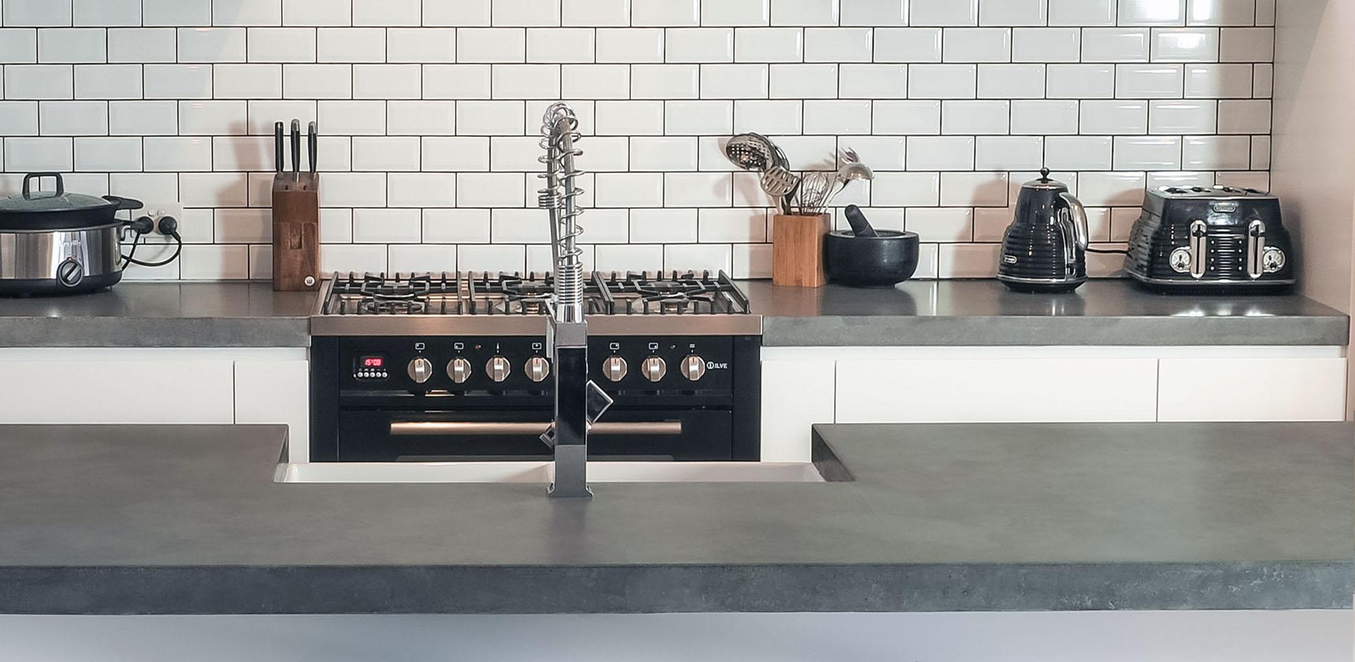 Concrete Kitchen Benchtops — Concrete Benchtops Canberra