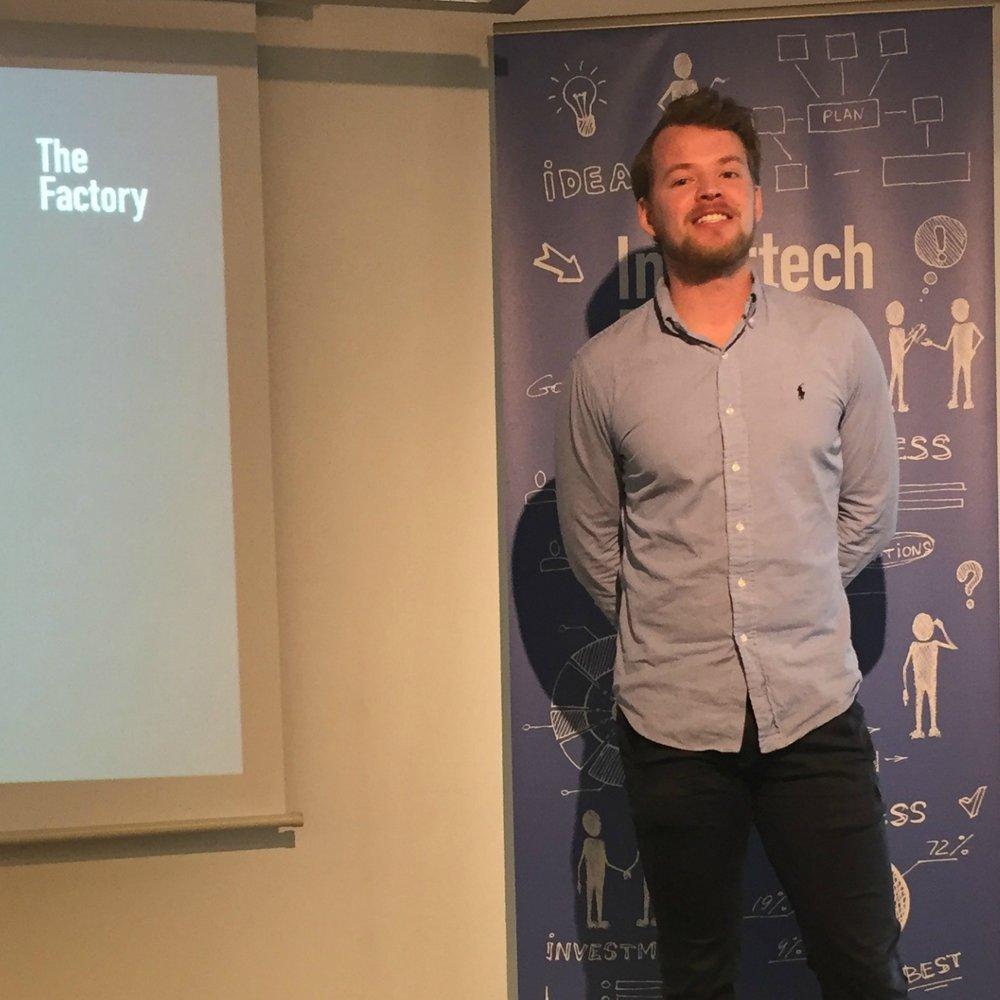 Program Manager Simon Ruud om selskapene som skal være med i akseleratoren