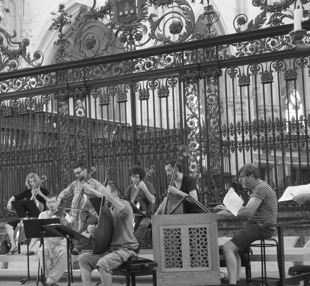 David Van Bouwel - Organ