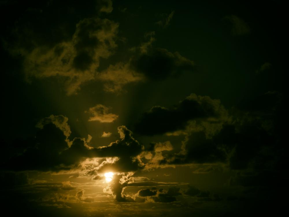 Skyline De Panne Beach - © David Van Bouwel