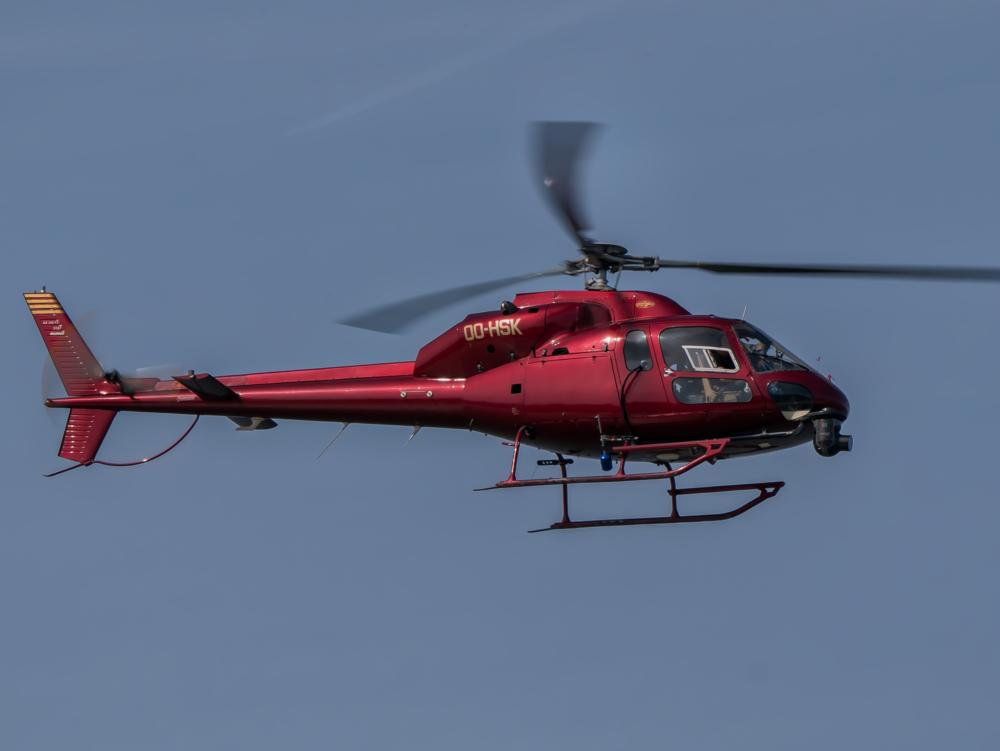Eurocopter OO-HSK