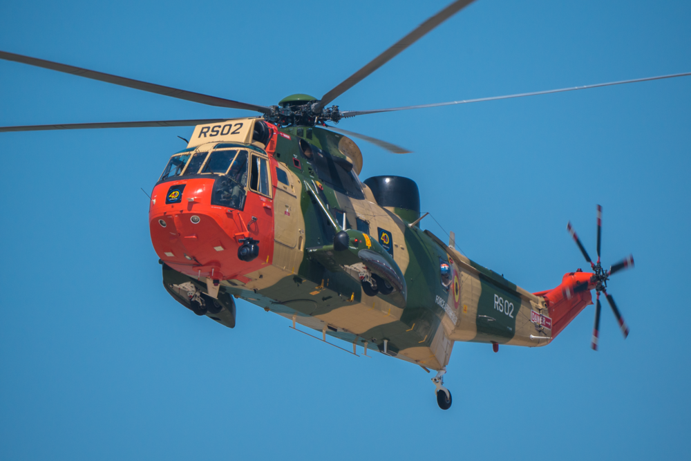 Seaking RS02 40SQN BAF
