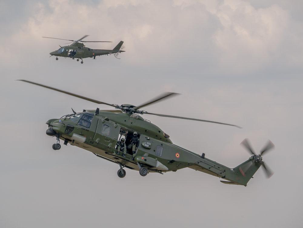 BAF NH90 & A-109