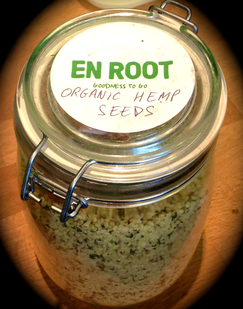 ENROOT Organic Hemp Seeds