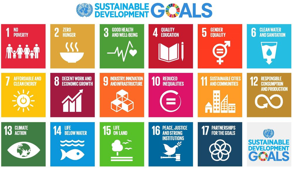 Big goals, big list: the United Nation's Sustainable Development Goals (UN SDGs) do what they say on the tin. Sustainable seafood can contribute to #2, #6, #14 ... and more?