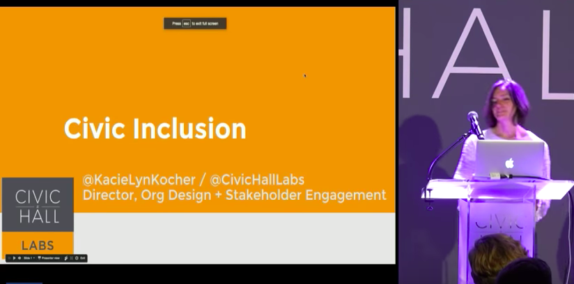Click above to watch a brief talk I gave about inclusion in the civic tech space.