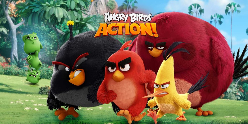 Copy of Angry Birds Action