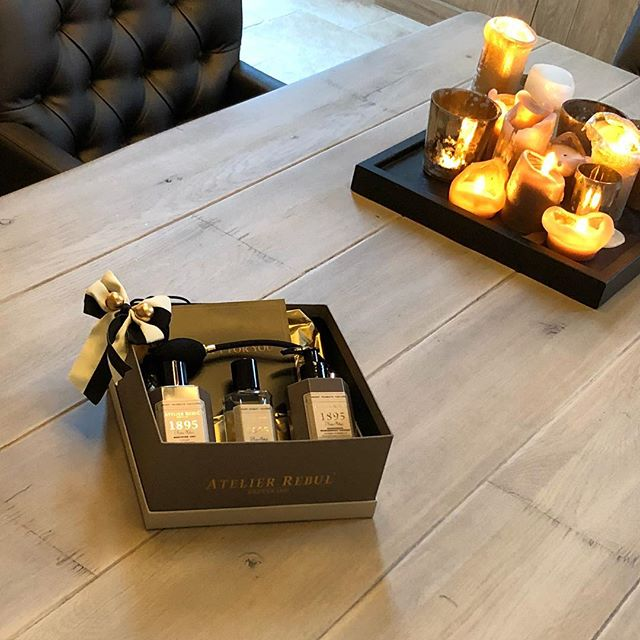 Atelier Rebul ❤️ love iT #christmaspresent #belgium #atelierrebul #loveit #home #fashion #men #parfum #hasselt