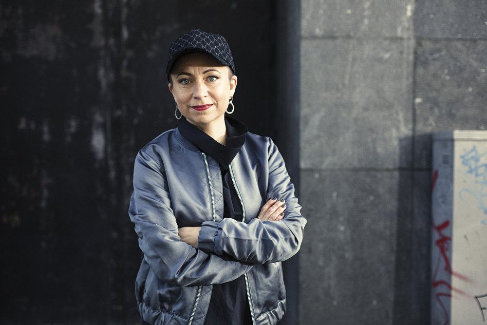 Marika Hedemyr Standing Portrait