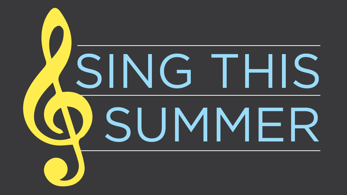 Sing This Summer