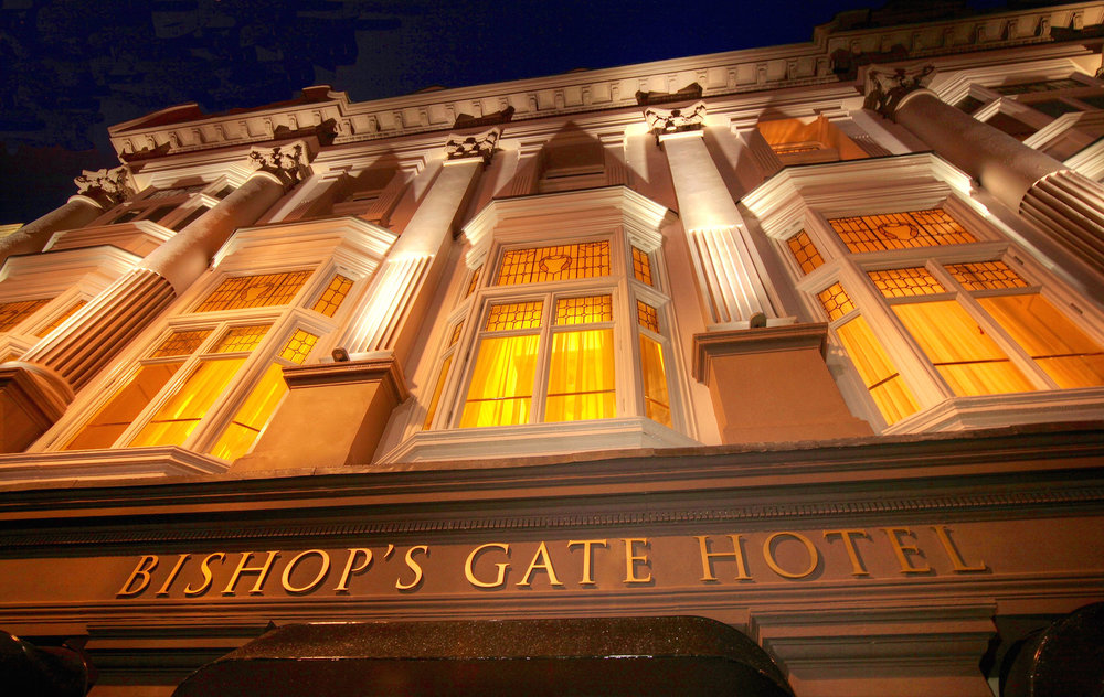 SEE MORE ON THE BISHOP'S GATE HOTEL PROJECT HERE...