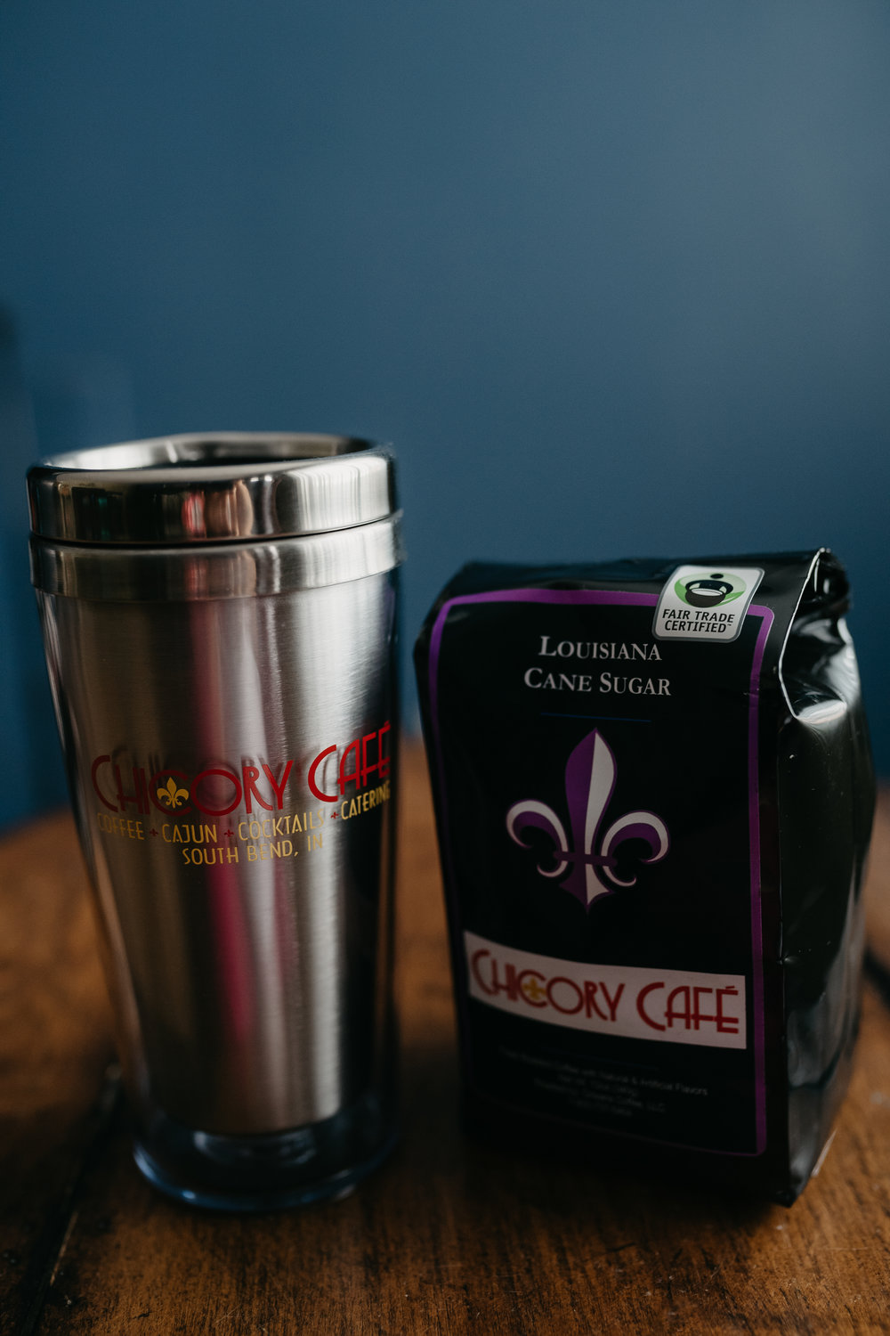 Day 2: Win a coffee mug and half pound of the best coffee around, from the Chicory Cafe!