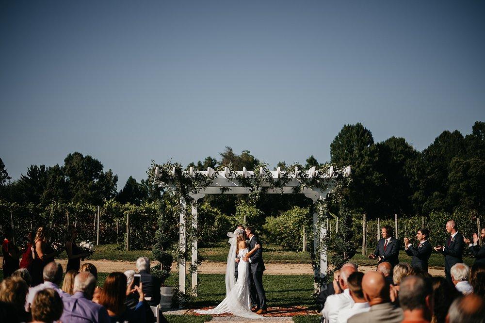 Tabor Hill Wedding