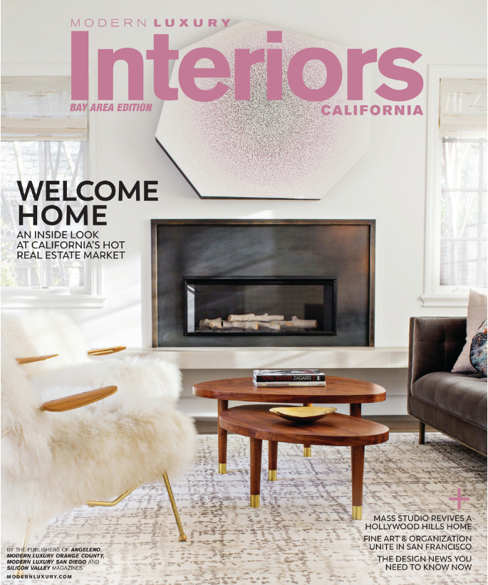 MODERN LUXURY INTERIORS CALIFORNIA - SEPTEMBER 2017