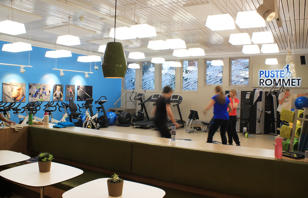PHYSICAL ACTIVITY CENTERS & INSTRUCTOR PROGRAM - Since its establishment in 2007, AKTIV Against Cancer has donated over $17M in support of its mission to make physical activity part of cancer treatment. AKTIV Against Cancer has opened 16 physical activity centers in cancer treatment hospitals throughout Norway.AKTIV Against Cancer also created the AKTIV Instructor Program in collaboration with the Norwegian School of Sport Sciences and Oslo University to educate fitness trainers in exercise and cancer.