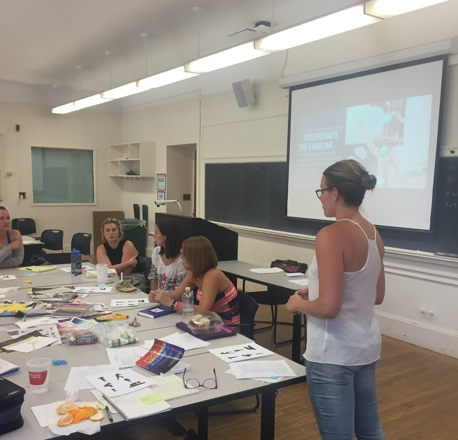 """""""Where I'm From"""" Workshop (Summer 2016)"""