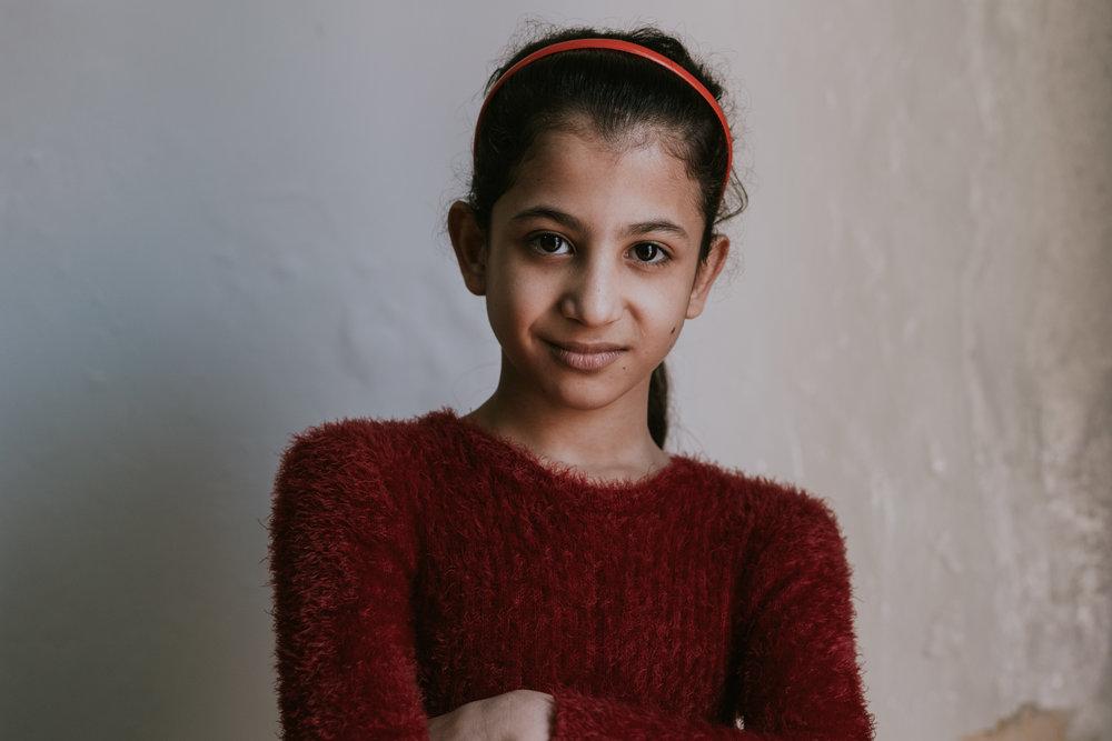 Aya Khatab – 11 years Surgeon