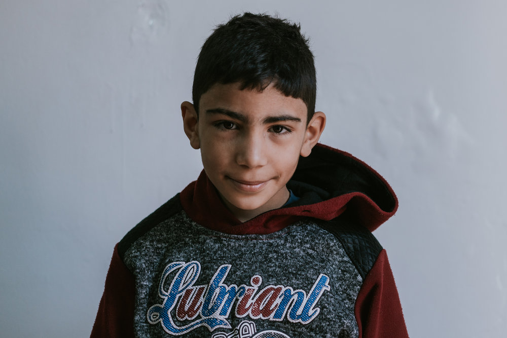 Emad Abdul – 9 years Hairstylis