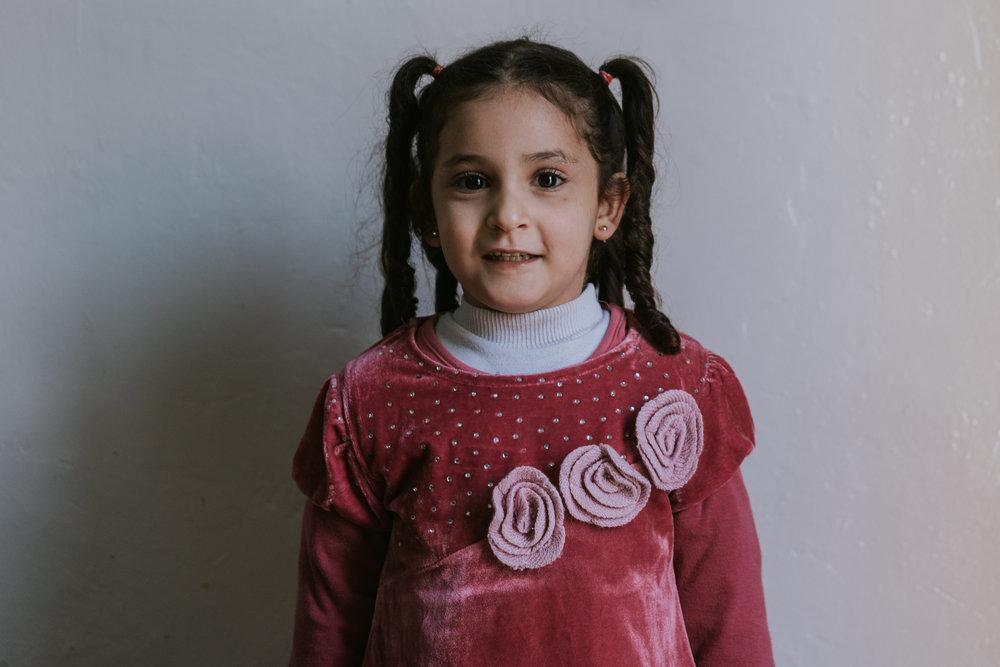 Houda Ahdad – 5 years Teacher (Miss)