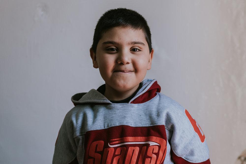 Hamsab Azmeh – 9 years Doctor