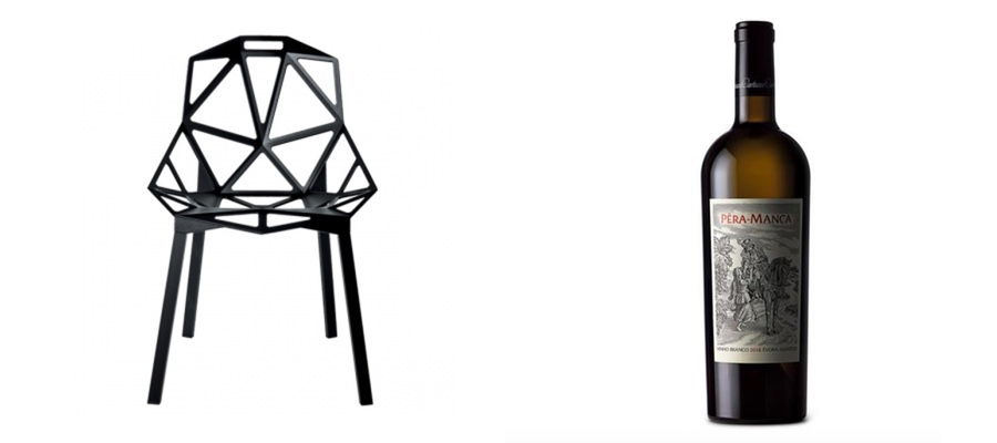Ora, então uma cadeira a 291€ ou um Pêra Manca a 33.50€?