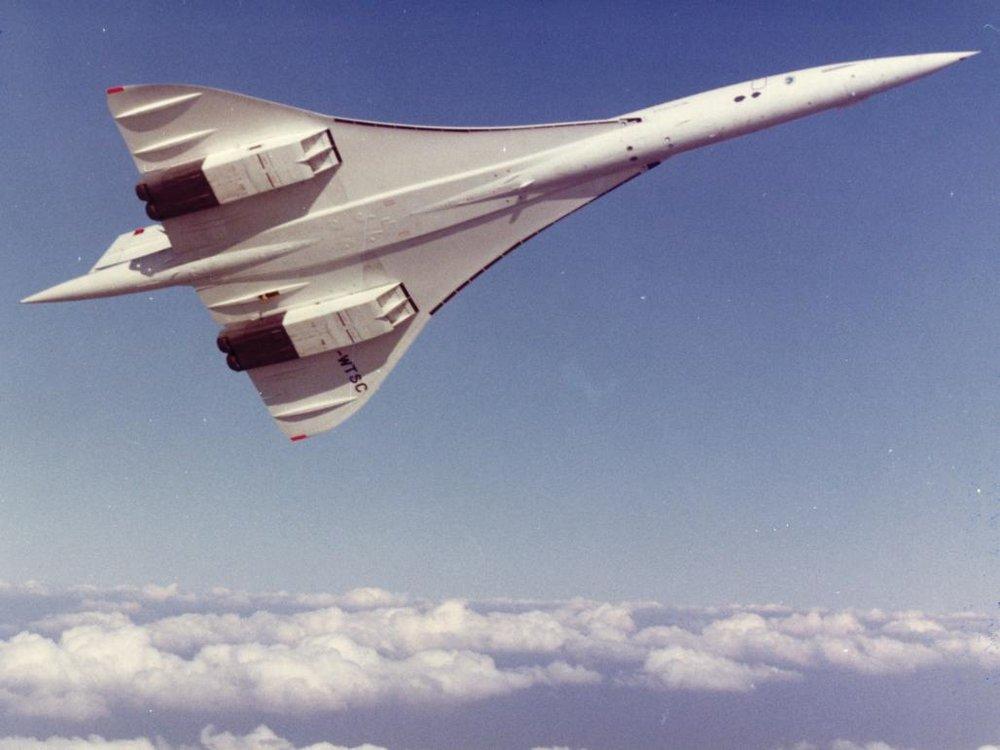 Quando os aviões eram bonitos!