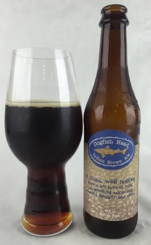 Dogfish Head Indian Brown Ale - DE