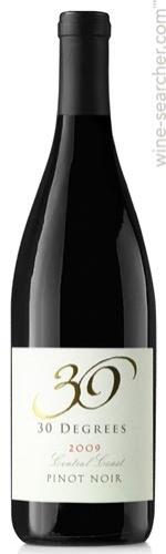 30 Degrees Pinot Noir