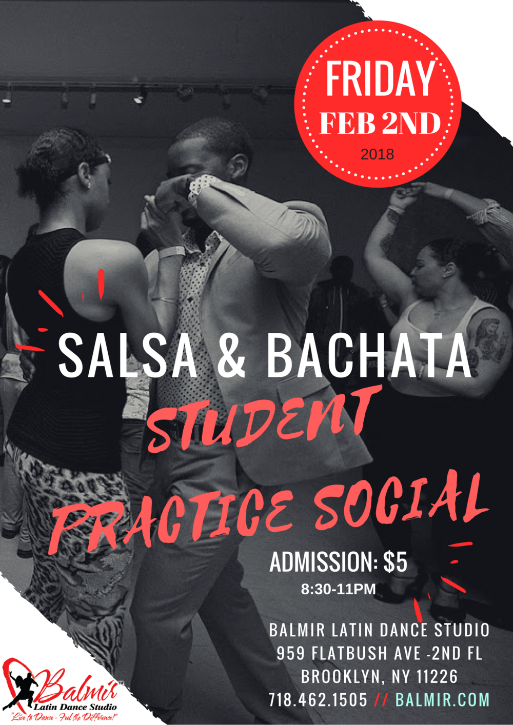 FEB 2ND BALMIR LATIN DANCE STUDIO SALSA BACHATA PRACTICE.png