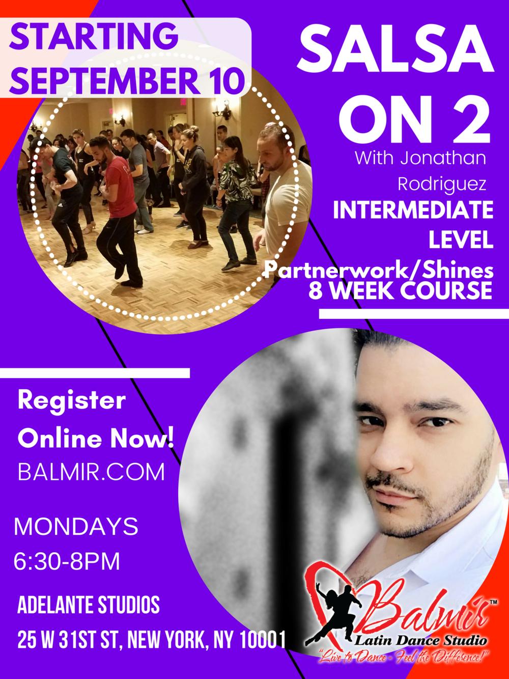 DANCE CLASS SALSA ON 2 INTERMEDIATE LEVEL BROOKLYN NYC BALMIR.COM.png