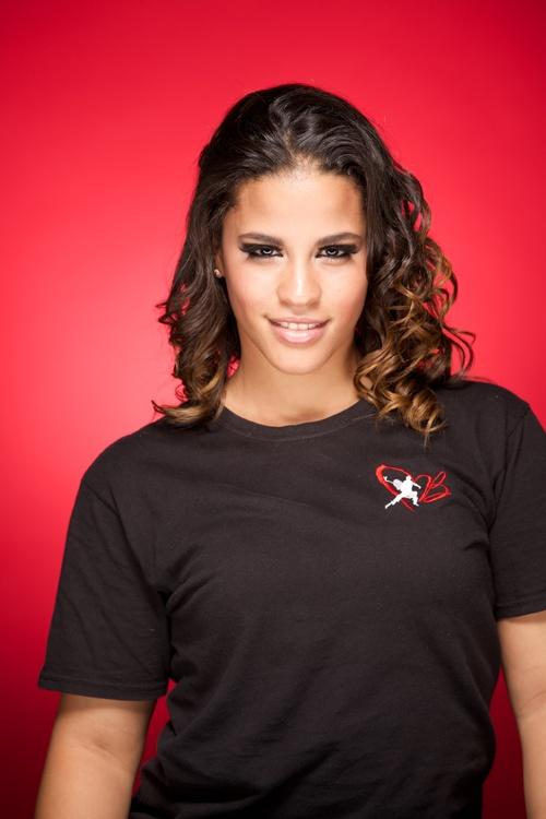 Migdalia Santiago - World Champion. Lady M Dance Project.