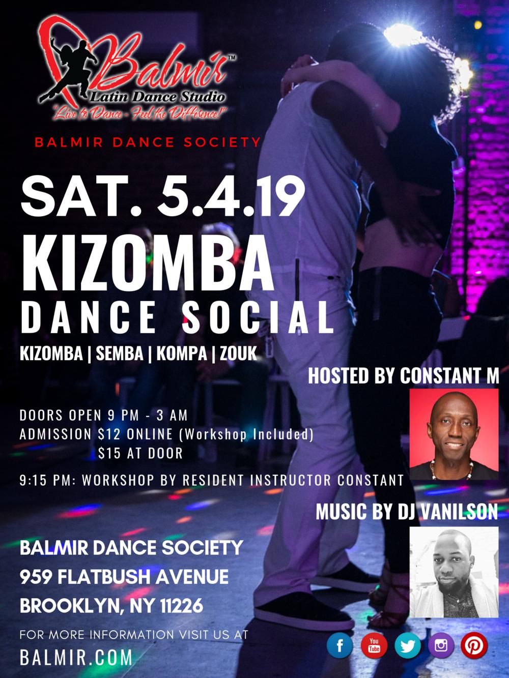KIZOMBA SOCIAL DANCE PARTY BROOKLYN NEW YORK CITY EVENTS FUN MAY 4 2019.png