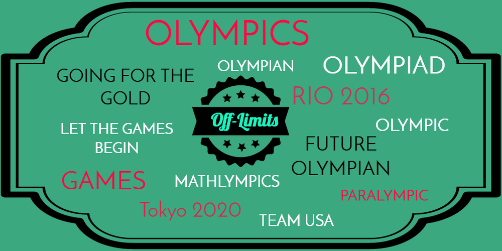 Don't Use These Words In Your Olympic Marketing