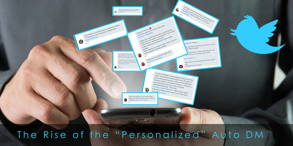 The Rise of the Personalized Auto DM