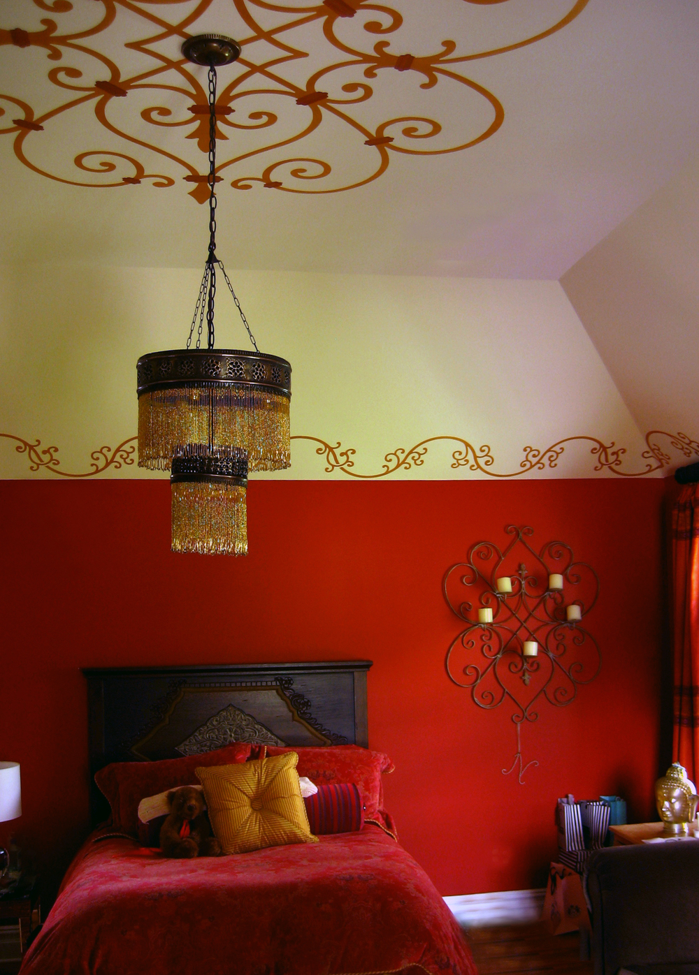Bedroom details