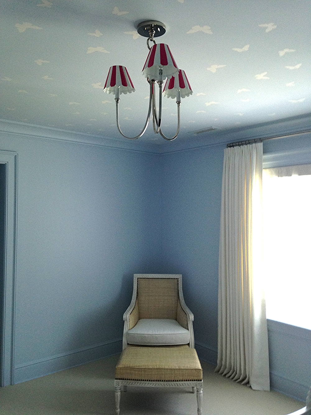 Butterfly Ceiling