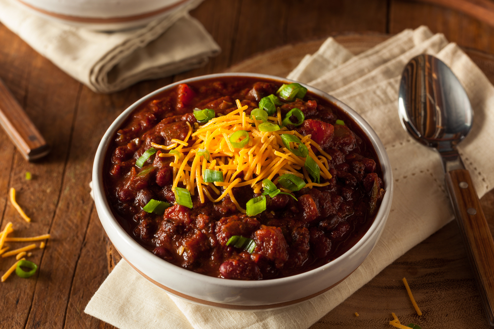 Spice Horizon Award Winning Chili