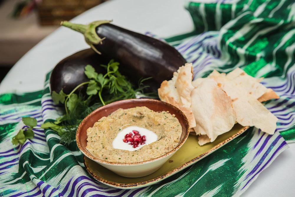 Baba Ghanoush Dip