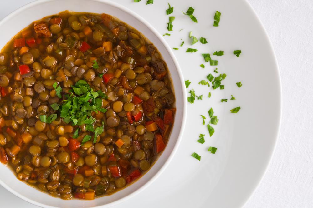 Coming Soon - Lentil Soup