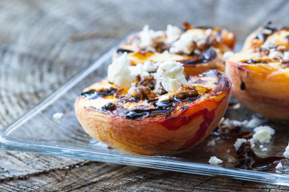 COMING SOON - Grilled Peaches