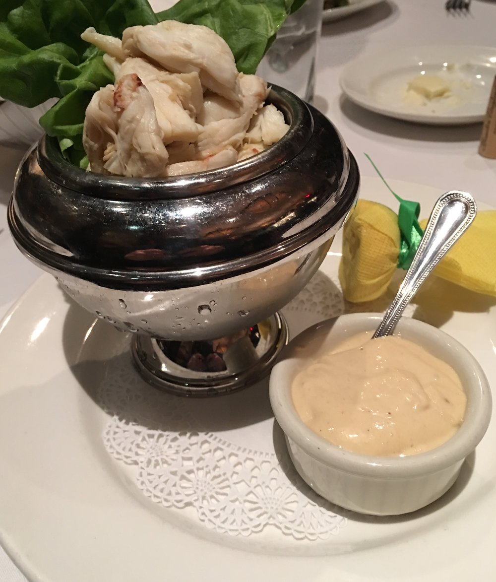 COMING SOON - Colossal Lump Crabmeat Cocktail