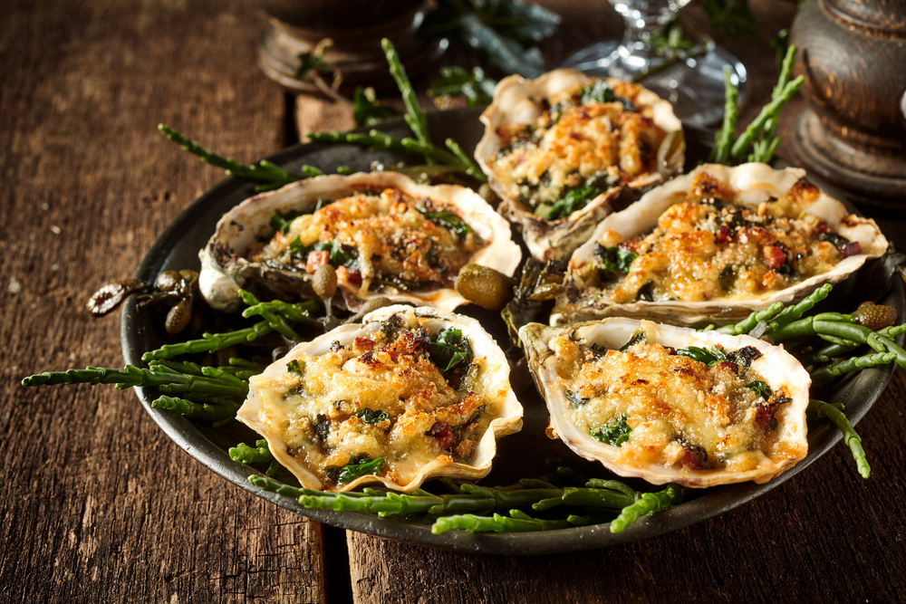 COMING SOON - Oysters Rockefeller