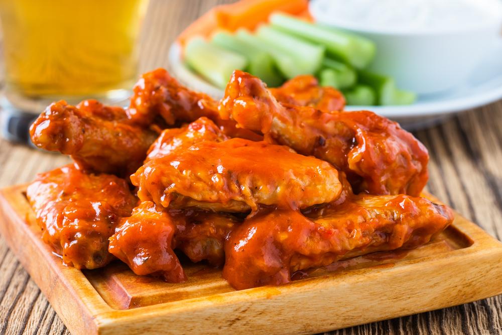 COMING SOON - Buffalo Chicken Wings
