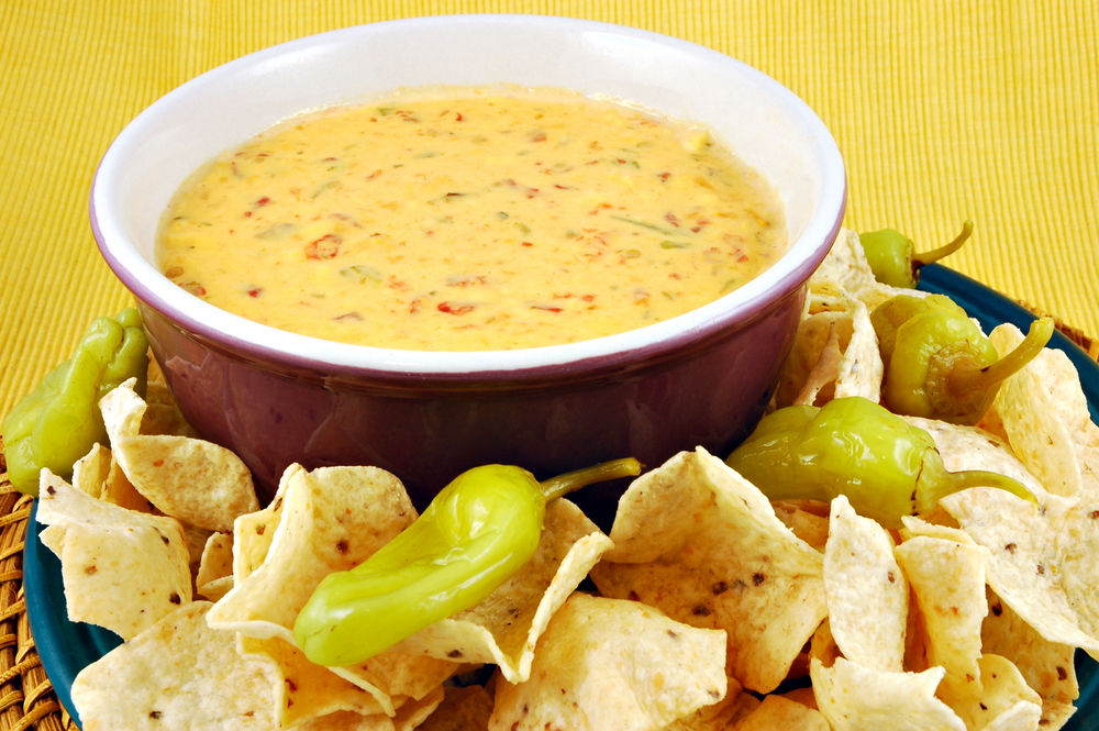 COMING SOON - Queso Dip