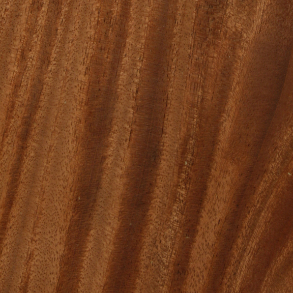 Ribbon Stripe Mahogany