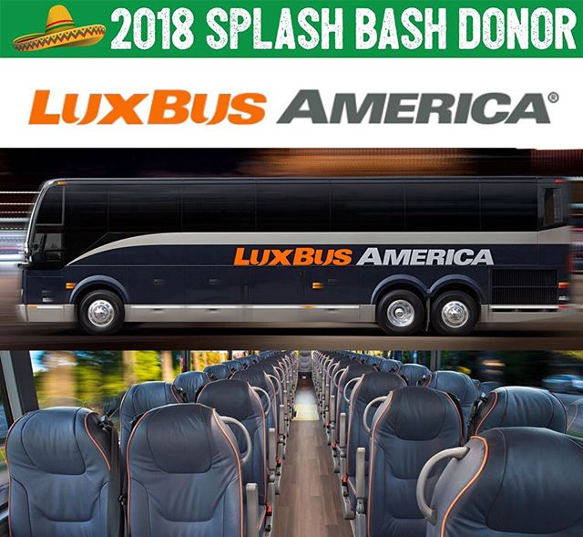 Hop on the (extremely glamorous and super rad) bus, Gus! 🚌 Lux Bus America is once again making your luxury transportation dreams come true with a 56 passenger motor coach for 6 hours! 🤞🏼What's better? This will be auctioned LIVE and also include season passes to the Del Mar Thoroughbred Club (more on this later)! ⭐️ We cannot get over the generosity of Matt and @andebrown for always supporting our foundation and Concordia with @luxbusamerica. 🔥 This one is going to be hot, hot, hot!