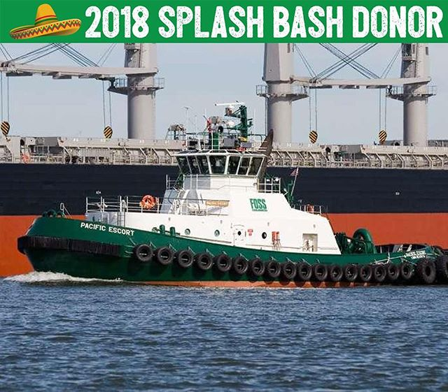 Tug! Tug! Tug! ⛴ If you're feeling up to see how mini can be mighty, you'll want to bid on this one! Take a 3 hour Tugboat Cruise in Port of Long Beach for 6 people! ❤️What could be cooler than that? We're sure this ticks the box of what kid's' dreams are made of! 😃 Thank you so much Merritt family for this amazing donation! 👍🏻 Toot toot!