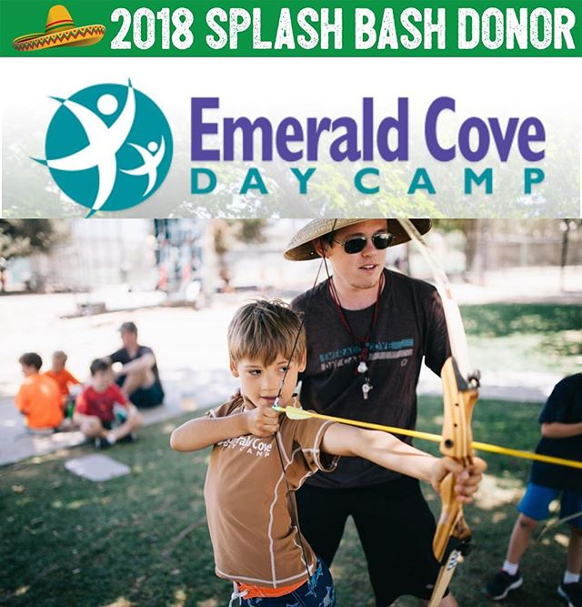 A true gem of find 💎, Emerald Cove Day Camp is truly the best! Ideal for kids aged 5-10, @emeraldcovedaycamp puts campers into a world of discovery. 💚 From archery 🏹 , to skateboarding, to tide pools and horseback riding 🐎 ... this camp is one your kids will beg to come back to day after day, year after year! ⭐️ We are so excited about their very generous donation: a two week session of camp from June 25-July 6. 🍀 Whichever Concordia kiddo gets sent to this camp is very lucky indeed! 👍🏻 Thanks to the Eckert family once again for this fabulous donation! Just wonderful!